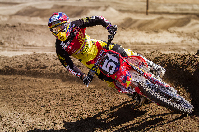 Racer X Films: A Day At Milestone MX Park