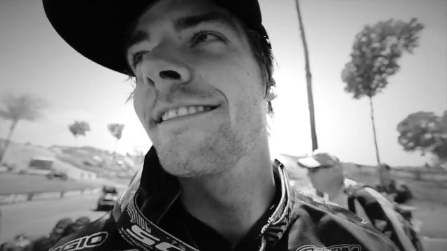 Racer X Films: In The Spotlight, Broc Tickle