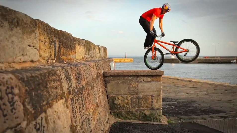 Danny MacAskill\'s Way Back Home - Locations