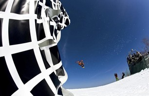 Gallery: US Open of Snowboarding Slopestyle Finals Photo 0002