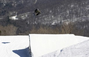 Gallery: US Open of Snowboarding Slopestyle Finals Photo 0003