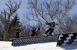 Gallery: US Open of Snowboarding Slopestyle Finals Photo 0004