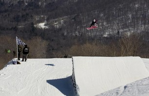 Gallery: US Open of Snowboarding Slopestyle Finals Photo 0006