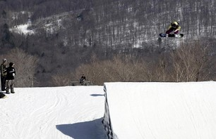 Gallery: US Open of Snowboarding Slopestyle Finals Photo 0009
