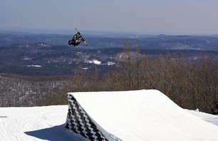Gallery: US Open of Snowboarding Slopestyle Finals Photo 0011