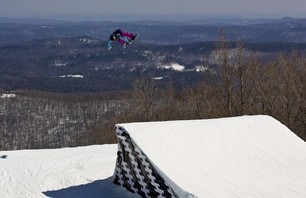 Gallery: US Open of Snowboarding Slopestyle Finals Photo 0012
