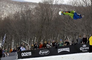 US Open of Snowboarding Pipe Finals Gallery Photo 0001