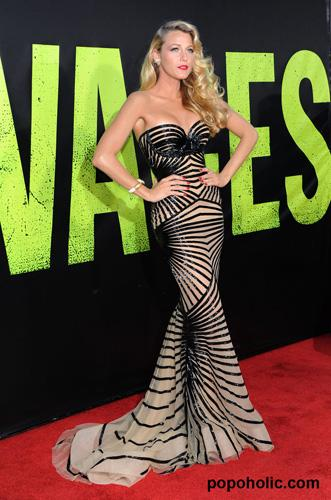 Blake Lively (Word\'s Hottest Surf Girl) - Red Carpet Photos