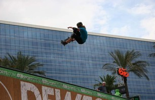 Dew Tour Championships Skate Vert Prelims Photo 0004