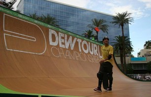 Dew Tour Championships Skate Vert Prelims Photo 0005