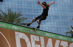Dew Tour Championships Skate Vert Prelims Photo 0006