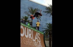 Dew Tour Championships Skate Vert Prelims Photo 0008