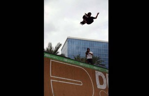 Dew Tour Championships Skate Vert Prelims Photo 0011