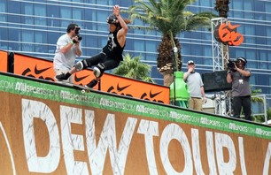 Dew Tour Championships Skate Vert Finals