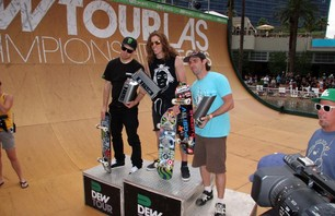Dew Tour Championships Skate Vert Finals Photo 0013