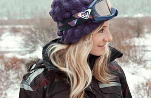 Erin Comstock Among Snowboarding\'s Best (w/video)