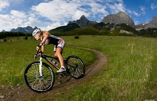 Meet MTB Beauty - Emily Batty (w/video)