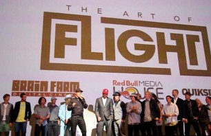 Art of Flight World Premiere Gallery