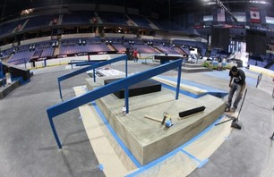Street League Course Photos in Ontario, CA Citizens Bank Arena Photo 0001