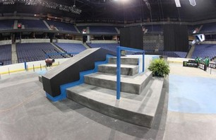 Street League Course Photos in Ontario, CA Citizens Bank Arena Photo 0002