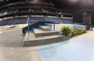 Street League Course Photos in Ontario, CA Citizens Bank Arena Photo 0003