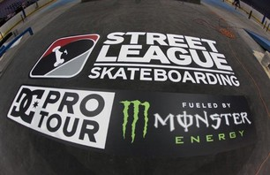 Street League Course Photos in Ontario, CA Citizens Bank Arena