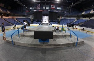Street League Course Photos in Ontario, CA Citizens Bank Arena Photo 0005