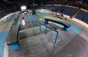 Street League Course Photos in Ontario, CA Citizens Bank Arena Photo 0006