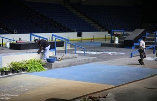 Street League Course Photos in Ontario, CA Citizens Bank Arena Photo 0008