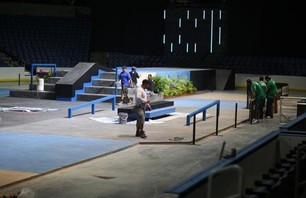 Street League Course Photos in Ontario, CA Citizens Bank Arena Photo 0009