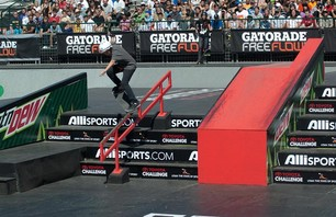 Gatorade Free Flow Tour Skate Finals SLC 2010 Photo 0002