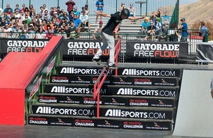 Gatorade Free Flow Tour Skate Finals SLC 2010 Photo 0003