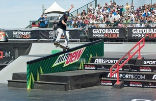 Gatorade Free Flow Tour Skate Finals SLC 2010 Photo 0004