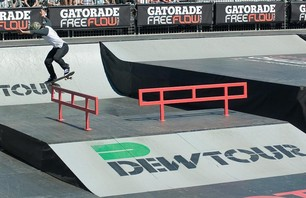 Gatorade Free Flow Tour Skate Finals SLC 2010 Photo 0010