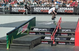 Gatorade Free Flow Tour Skate Finals SLC 2010 Photo 0011