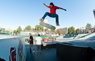Dew Tour SLC Skate Finals