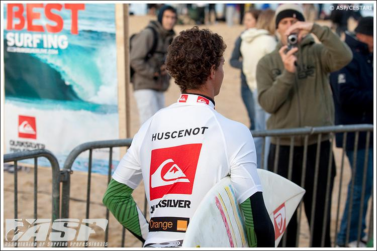 Quiksilver Pro France 2010 Gallery - Day 3