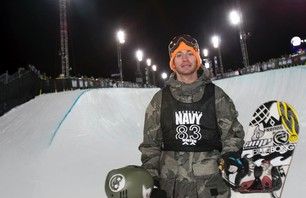 Winter X 15 - Men\'s Superpipe Final Gallery