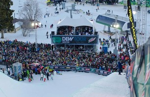 Winter Dew Tour - Men\'s SNB Superpipe Finals Gallery