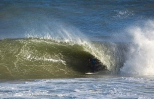 Perfect Winter Surf Along the Outer Banks Photo 0003
