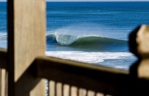 Perfect Winter Surf Along the Outer Banks Photo 0006