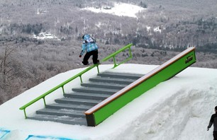 Burton US Open of Snowboarding Slopestyle Semis Gallery