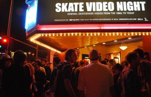 Skate Video Night