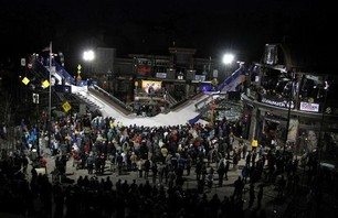Mammoth WCI Rail Jam Photo Gallery 2011