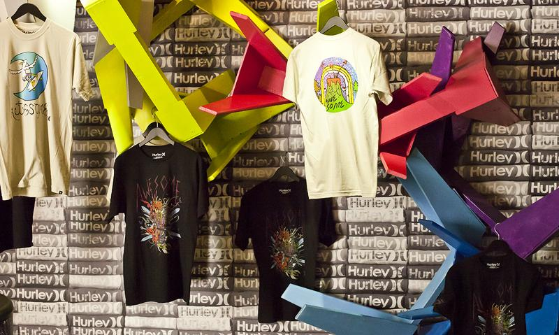 Hurley\'s Unveiling of its \
