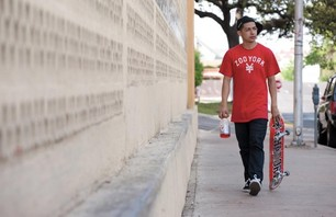 Chaz Ortiz and Sean Malto Film in Austin, TX (Gallery) Photo 0009