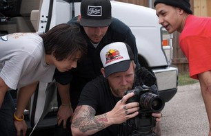 Chaz Ortiz and Sean Malto Film in Austin, TX (Gallery) Photo 0002