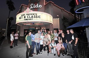 Vans\' Get-N-Classic Surf Film Premiere Photo 0001