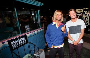 Vans\' Get-N-Classic Surf Film Premiere Photo 0004