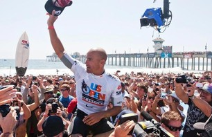 Nike US Open of Surfing Final Gallery